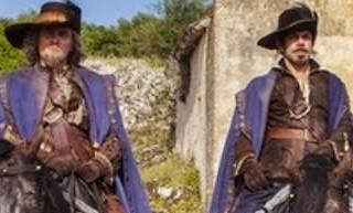 Favino: il mio D'Artagnan per Veronesi, un soldato un po' goffo