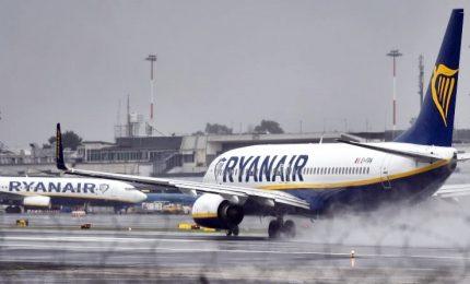 Ryanair, sciopero di 24 ore di piloti e assistenti di volo