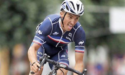 Tour de France, vince Julien Alaphilippe. Thomas in giallo