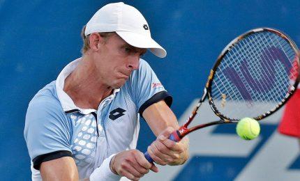 Wimbledon, Impresa Anderson. Eliminato Federer