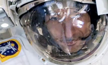 Eva23, la passeggiata spaziale di Parmitano in un film