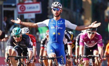 Tour de France, tappa a Gaviria. Van Avermaet sempre in giallo