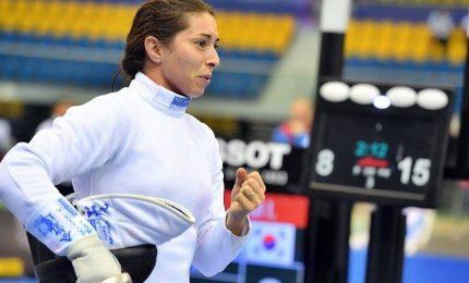 Mondiali Cina, Mara Navarria conquista l'oro nella spada a Wuxi