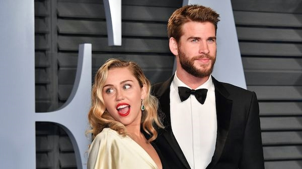 Scoppia la coppia Miley Cyrus e Liam Hemsworth, niente matrimonio?