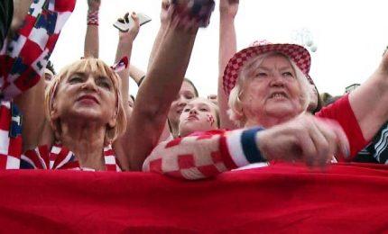 Mondiali, festa croata e ora si spera in un miracolo