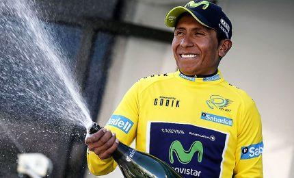 Tour, colombiano Quintana vince per distacco 18esima tappa