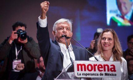 Obrador neo presidente, sinistra per la prima volta al governo