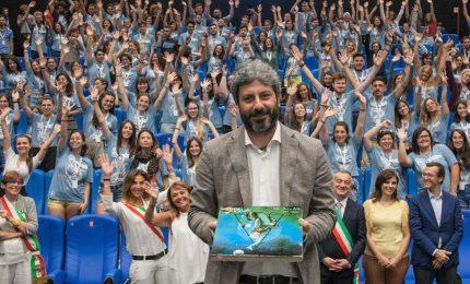 Giffoni festival, Fico e Costa parlano di ambiente