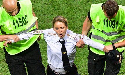 Invasione ai Mondiali, ok a condanna per Nikulshina