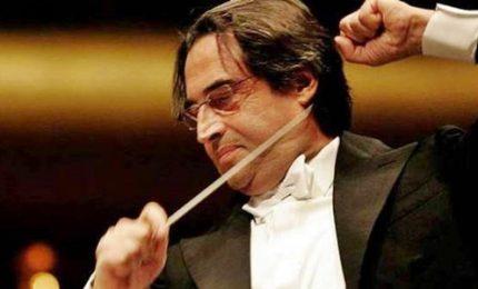 """A Riccardo Muti il 'Nobel giapponese' per le arti: """"Sono commosso e onorato"""""""