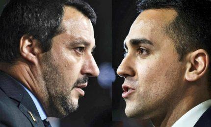 Sovranisti e liste civiche, rebus alleati per Salvini e Di Maio in Europa