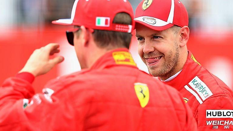 """Vettel il più veloce nelle seconde libere: """"Uno dei migliori venerdì per noi"""""""