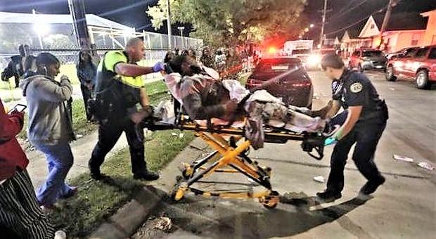 Sparatoria a New Orleans, tre morti e sette feriti