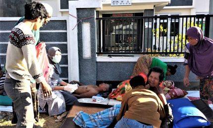 Terremoto colpice isola di Lombok: almeno 13 morti, centinaia i feriti