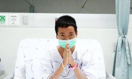 """I """"Cinghiali"""" ringraziano dall'ospedale: """"Stiamo bene"""""""
