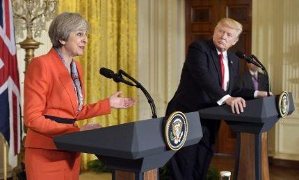 Trump a May: su Brexit fate come volete, poi facciamo affari