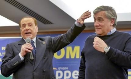 Tajani vicepresidente di Forza Italia, Galliani a capo settore dipartimenti