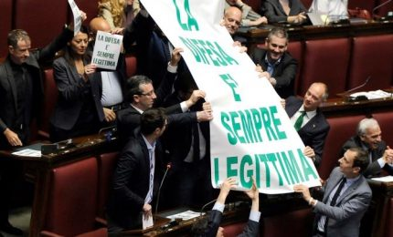 Legittima difesa, governo diviso. M5s frena la Lega, Salvini smorza i toni