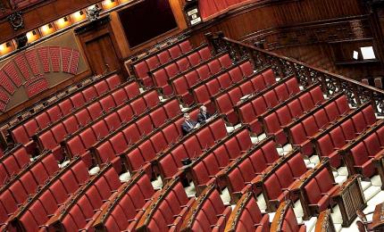 Taglio parlamentari, la nuova legge conviene solo a Salvini