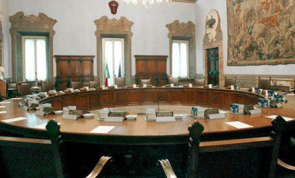 Assunzioni e appalti, il Cdm impugna legge di Stabilità della Regione Siciliana