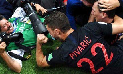 """La favola di Cortez, il reporter """"travolto"""" dai calciatori croati"""