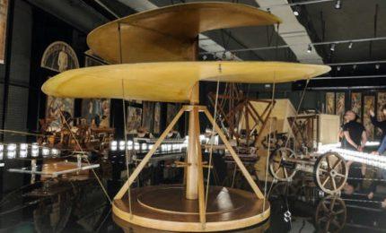 Al Museo della Scienza di Milano la mostra Leonardo Parade