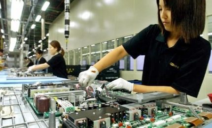 Samsung apre la più grande fabbrica di smartphone al mondo