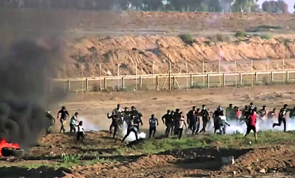 Scontro a Gaza, uccisi 3 palestinesi fra cui un bambino