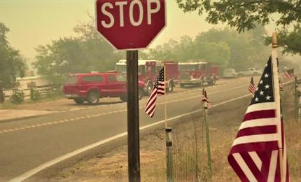 Brucia la California, altri 36mila ettari di terreno distrutti. Almeno 6 morti