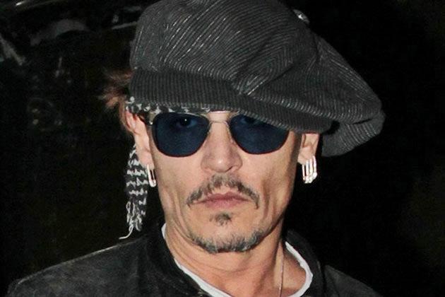 Johnny Depp a Roma ospite di Alice nella Città 2021