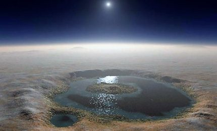 C'è acqua liquida e salata su Marte, il radar italiano Marsis conferma