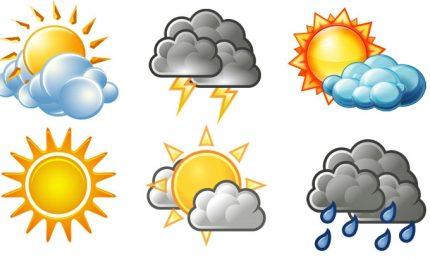 Previsioni meteo per martedì 21 agosto 2018