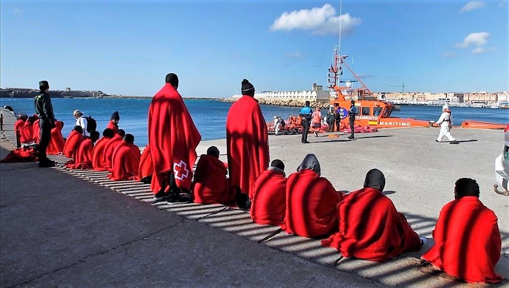 Frontex, -62% di migranti arrivati in Italia ad agosto