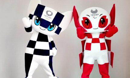 Si chiama Miraitowa la mascotte delle Olimpiadi