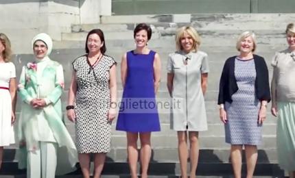 Nato, le mogli dei leader mondiali visitano il museo africano