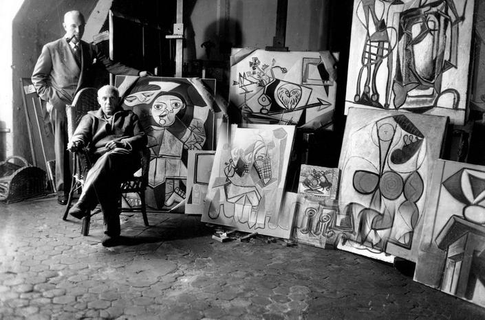 """A Nizza fino al 29 settembre c'e' """"Matisse e Picasso"""""""