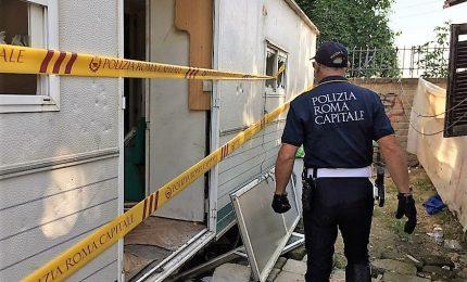 "Sgombero del Rom Camping River per ""emergenza sanitaria"""