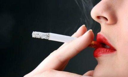 Diminuisce consumo di sigarette ma non il numero dei fumatori