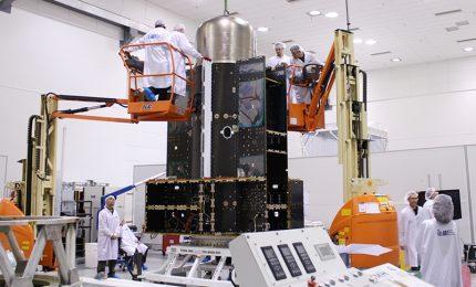 Israele, un'impresa privata lancia una missione spaziale da 95 milioni di dollari