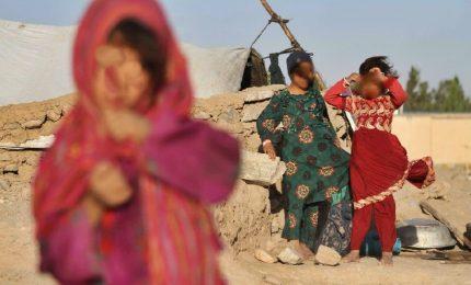 Una sposa bambina torturata a morte dal marito
