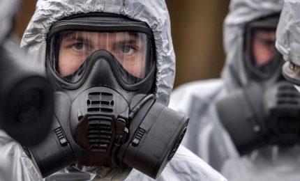 La polizia trova Novichok in casa di una delle vittime