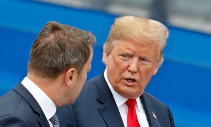 Vertice Nato, Trump rilancia: 4% Pil per spese difesa