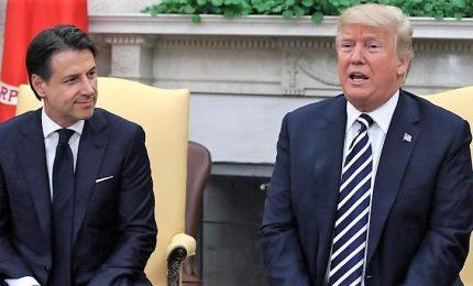 Conte inciampa su Trump, sempre viva la democristianità del premier