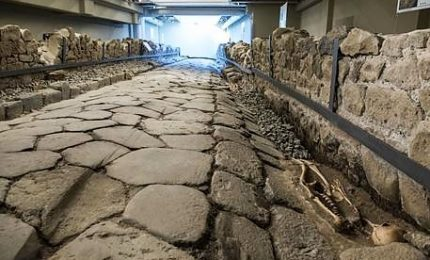 "Via Appia, emerge ""area industriale"" a Benevento"