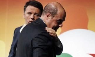 Pd sempre in guerra: Renzi fa marcia indietro, stop firme anti Salvini