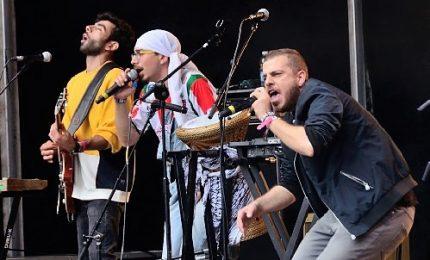 Ariano Folkfestival, elettronica ribelle con i palestinesi 47Soul