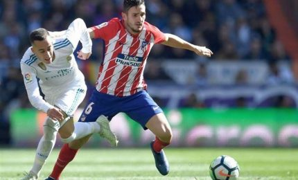 Atletico Madrid batte Real 4-2 e vince Supercoppa europea