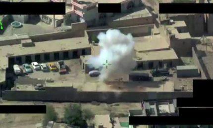 Attacco a Kabul, immagini Nato delle forze speciali afgane