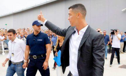 """Cristiano Ronaldo lancia JTV: """"Sognavo questa squadra"""""""