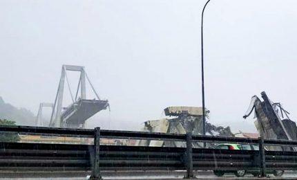Ponte Morandi, demolizione con unica esplosione
